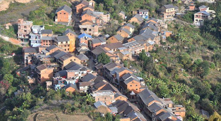 Cultural Bandipur village on way to Pokhara
