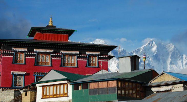 Everest-View-Trek-and-Tengboche-Monastery