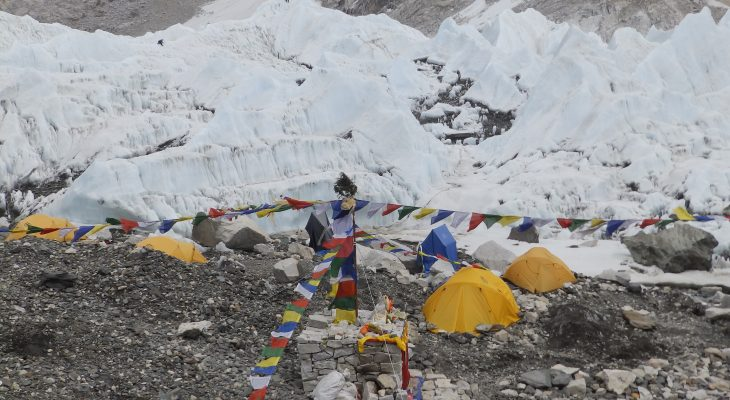 everest base camp trek with pikey peak viewpoint