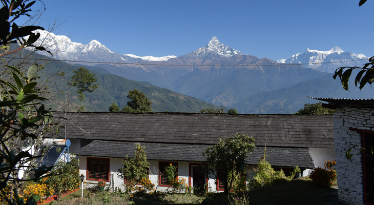 Cultural excursion on Poon Hill Ghandruk trek