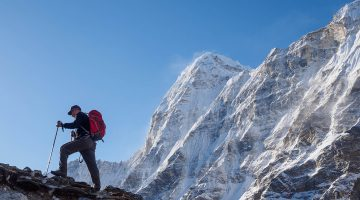 north and south kanchenjunga base camp trek