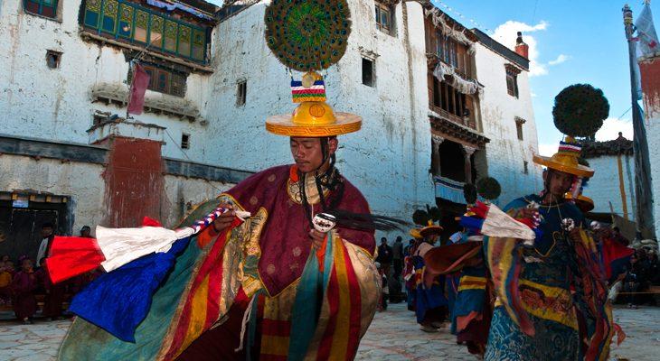 Tiji Festival Celebrating Lomanthang Upper Mustang